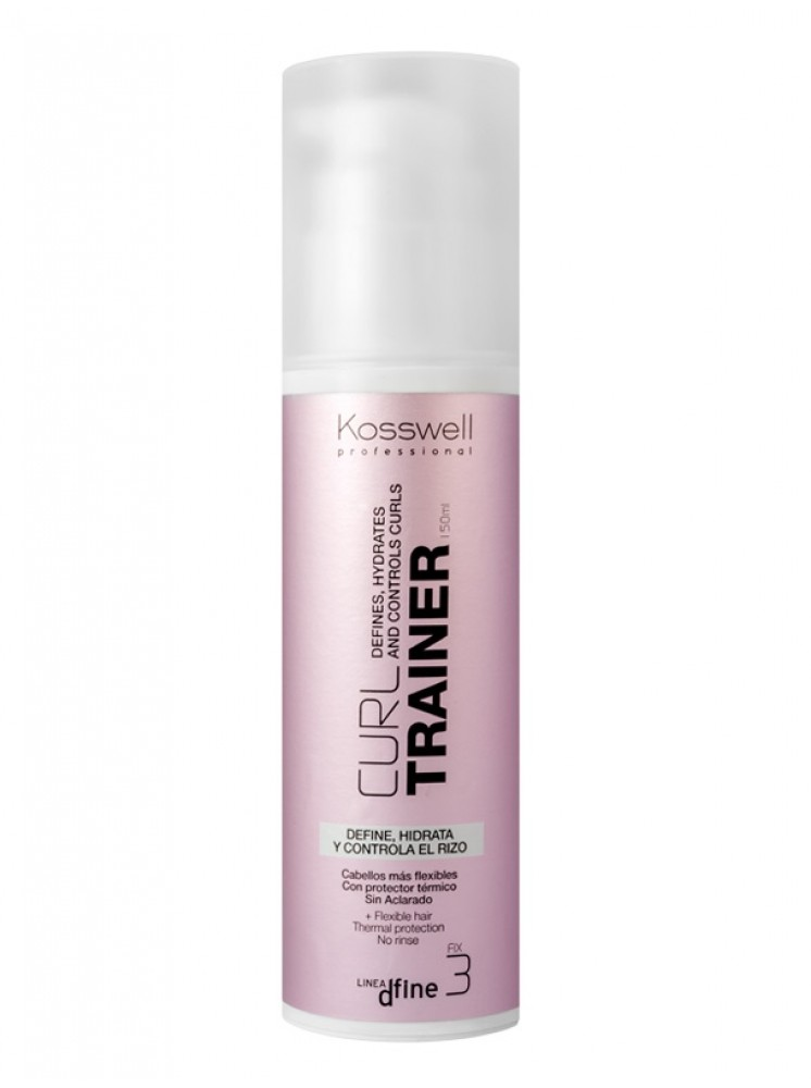 Definidor de Rizos Curl Trainer 150ml Kosswell