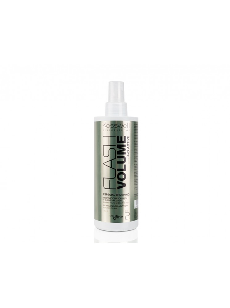 Spray Flash Volumen 250ml Kosswell
