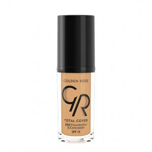 Total Cover 2in1 Foundation & Concealer 14 Golden Rose