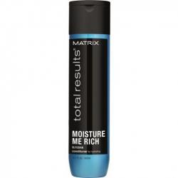 Acondicionador Moisture Me Rich 300ml Total Results Matrix