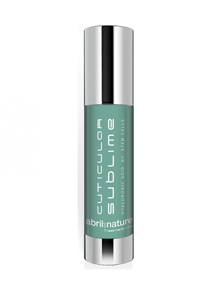 Serum Cuticular Sublime 50ml Abril Et Nature