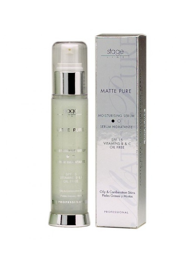 Matte Pure Moisturising Serum 50ml Stage Line
