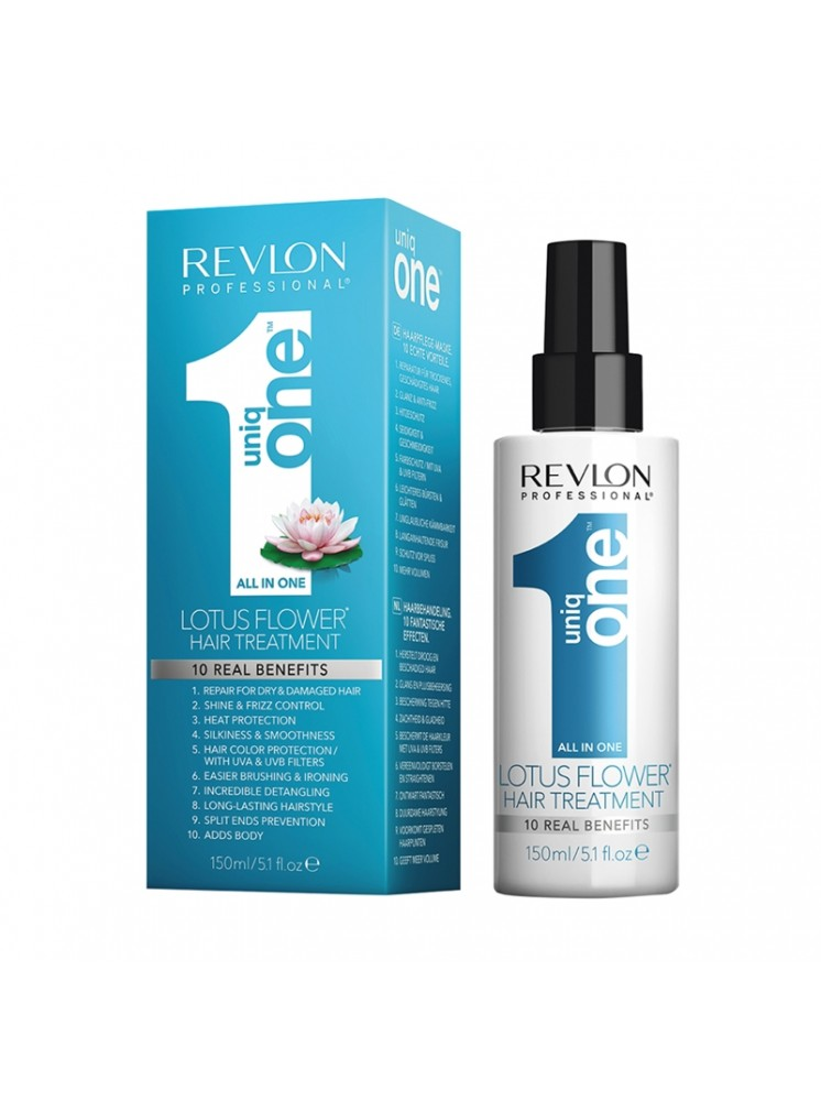 Tratamiento Uniq One Lotus 150ml Revlon